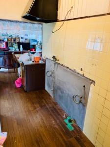 キッチンのリフォーム工事ご依頼